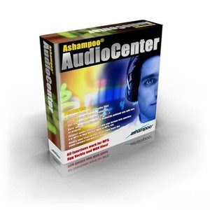 Download Ashampoo MP3 AudioCenter v1.70
