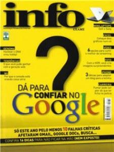 Baixar -  Revista INFO - Abril de 2009