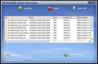 Download - McFunSoft Audio Converter 7.4.0.11