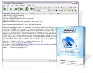 Baixar - Speaking Notepad v6.0