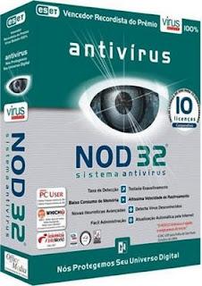 Baixar - Nod 32 Anti-Virus V 2.70.39