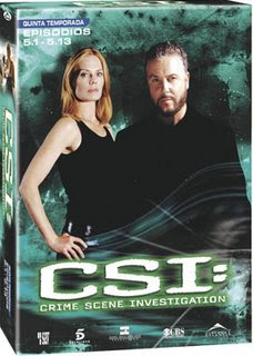 Download - Csi: Las Vegas - 5º Temporada Completa - Legendada