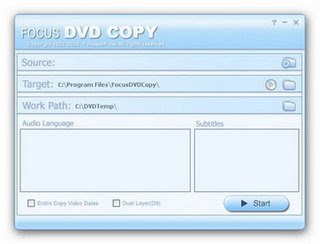 Focus DVD Copy 1.9