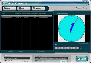 Daniusoft Video Converter 2.1.0.34