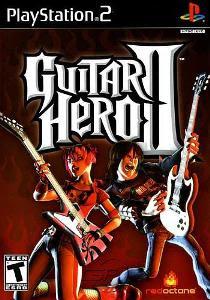 Guitar Hero II Portugues Brasil - PS2
