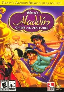 Aladdin Magic Carpet Racing - PC