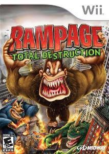 Rampage Total Destruction - Wii