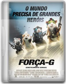 Download - Filme Força G (G-Force) Dvdrip
