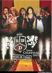 Download - DVD RBD Tour Celestial [2007]