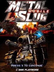 Download - Jogo Metal Slug 4: Para Celular