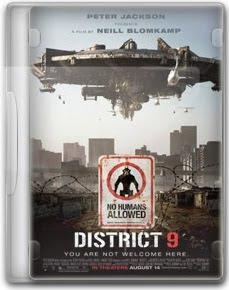 filme distrito 9 dublado avi