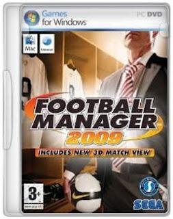 Download -  Football Manager [2009] + Tradução