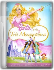 Download - Barbie e as Três Mosqueteiras Dublado