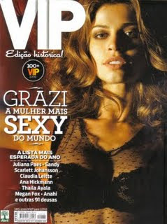 Download - VIP: Grazi Massafera e as 100+ (Novembro 2009)