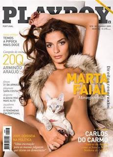 Download - Playboy Portugal Marta Faial (Novembro de 2009)