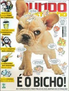 Revista Mundo Estranho (Novembro 2009)