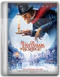 Filme Os Fantasmas de Scrooge Dublado