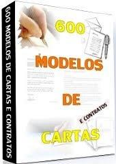 Baixar - 600 Modelos de Cartas e Contratos