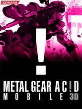 Download Metal Gear Acid 2 3D Celular