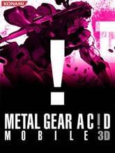 Download Metal Gear Acid 2 3D Celular