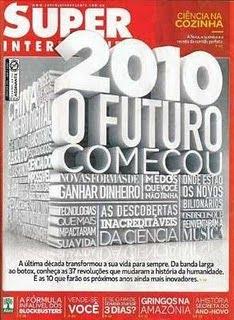 Revista Superinteressante Janeiro 2010