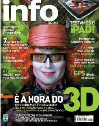 Download Info Exame – É a Hora do 3D Maio 2010