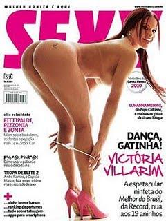 Download Sexy Victória Villarim Outubro 2010