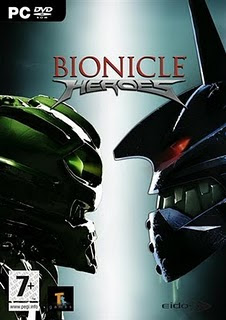 Download Bionicle Heroes PC Game