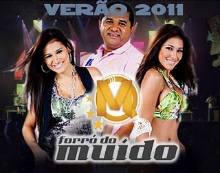 dvd forro do muido 2011