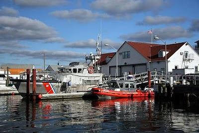 USCG Station Manasquan Inlet