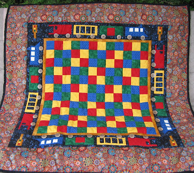 Train Baby Quilt Pattern Sewing Patterns For Baby