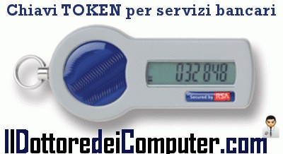 token unicredit batteria