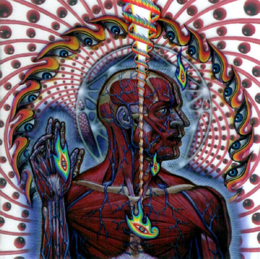 Tool - Lateralus (2001) | Jordan's Artwork Gallery