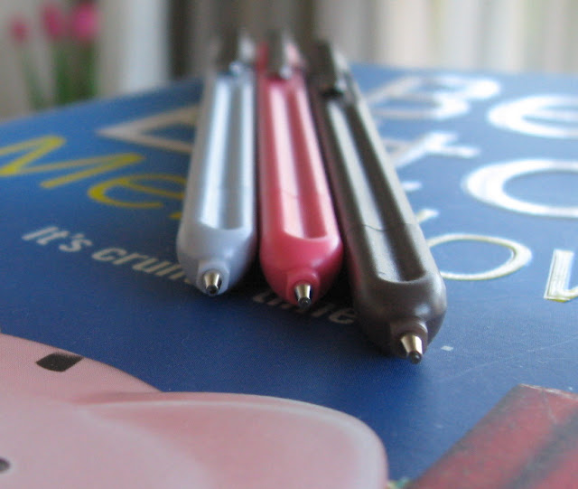 tombow onbook mechanical pencil body shape