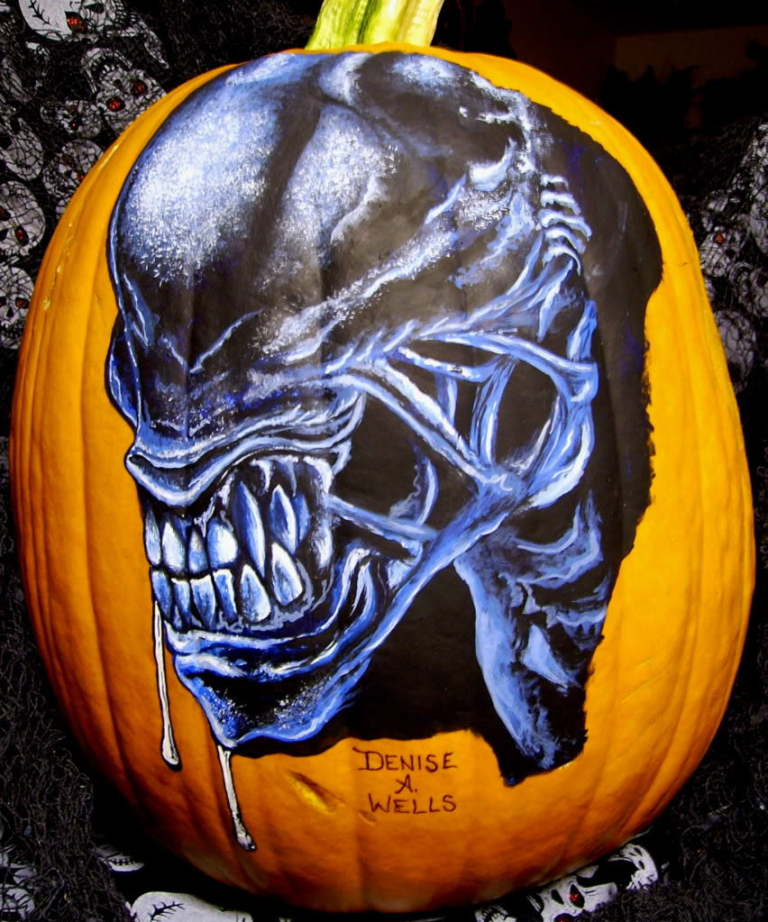fresh cool pics halloween pumpkin carving scary pictures. Black Bedroom Furniture Sets. Home Design Ideas