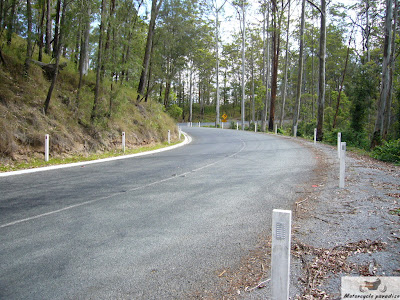 Good motorcycle roads - Mt Lindsey