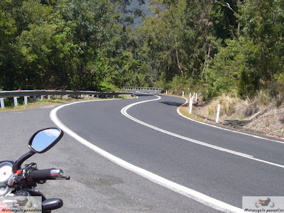 Australia's best motorcycle roads. Gwydir h-way