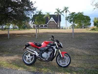Good Motorcycle roads Brisbane - Darlington
