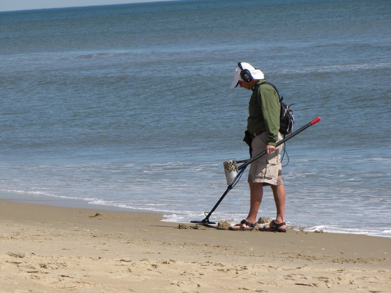 Metal Detector On The Beach Best Beaches In World