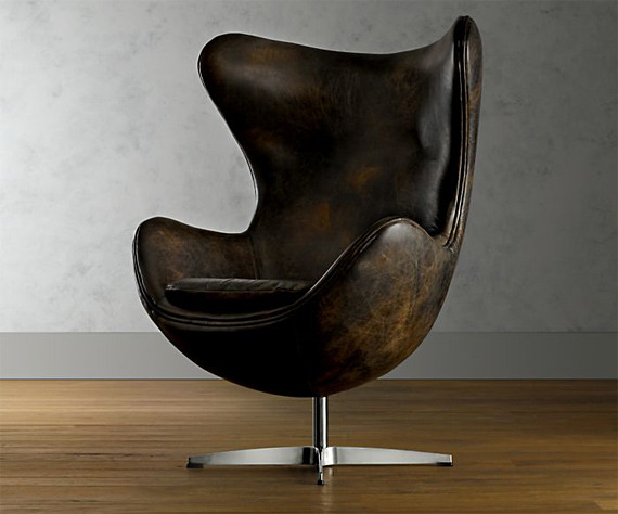Wondrous Kalopsia The Leather Copenhagen Chair By Timothy Oulton Onthecornerstone Fun Painted Chair Ideas Images Onthecornerstoneorg
