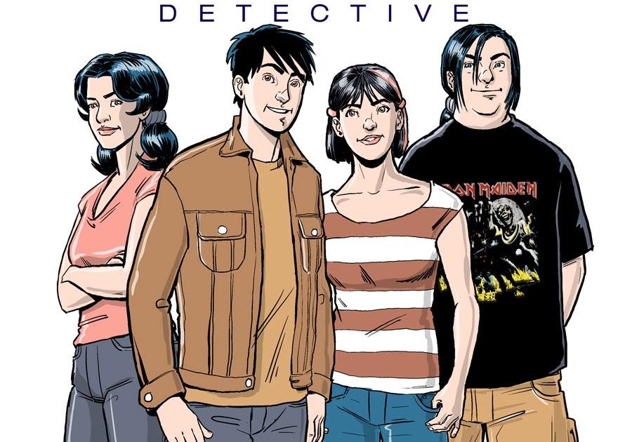 Quique Hache Detective.: Lanzamiento