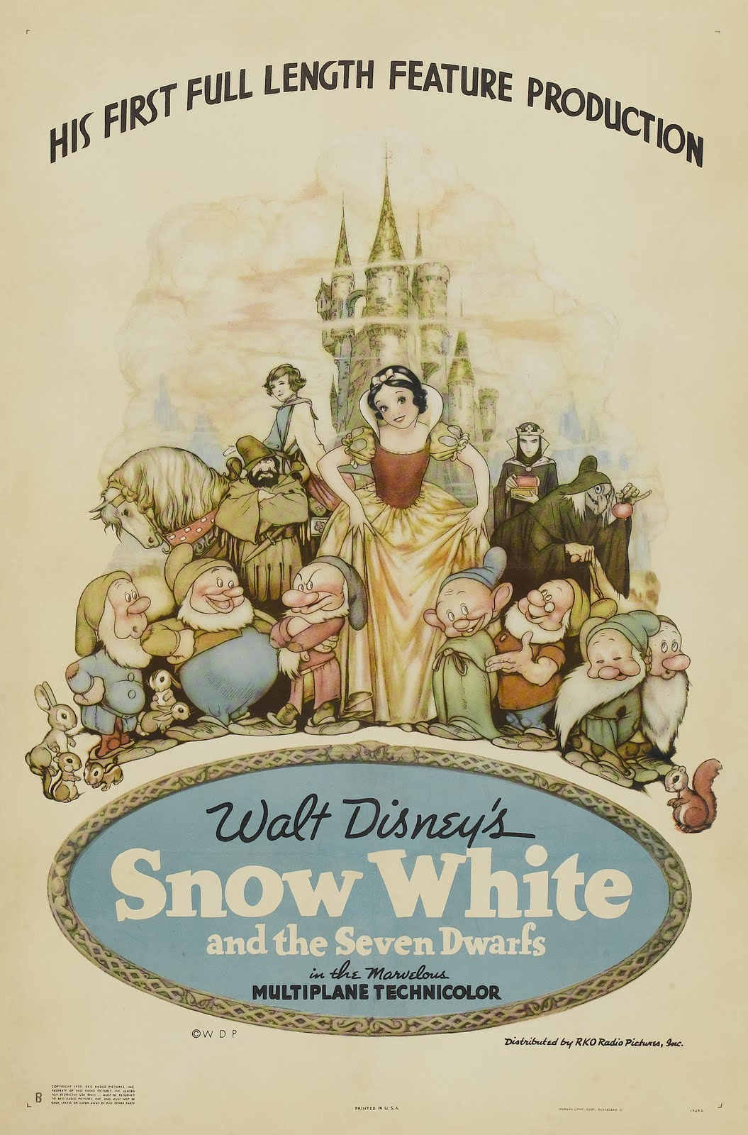 Filmic Light - Snow White Archive: Snow White Movie ...