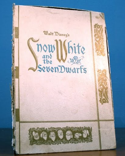 Snow White Book Cover : Filmic light snow white archive vintage lightfoot