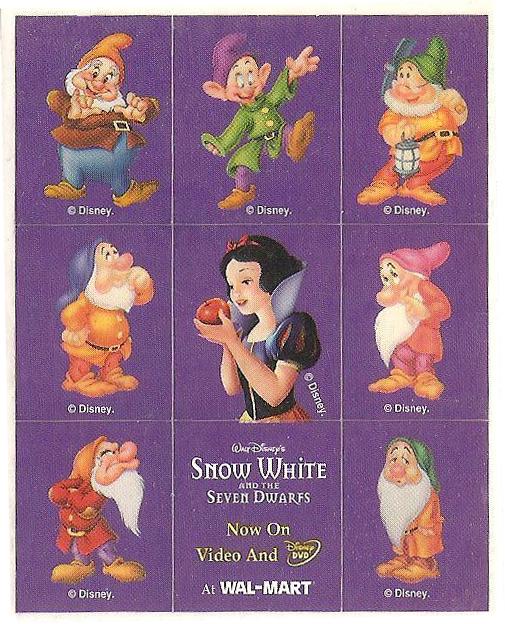 Filmic Light - Snow White Archive: 2001 Snow White Home