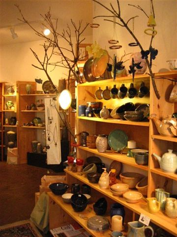 3rd Street Potters The Shop