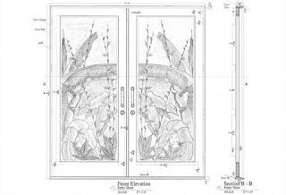 Image Result For Desain Pintu Utama