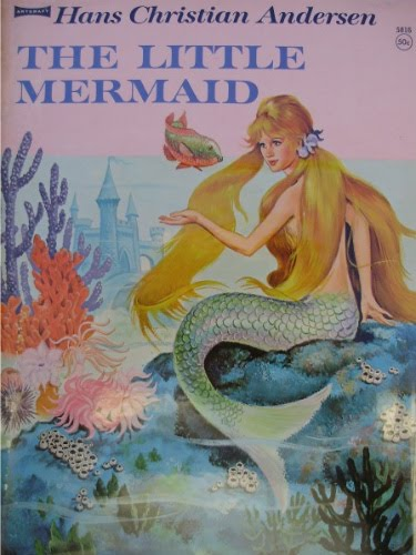 Todaysgold The Little Mermaid Cover Art-5063