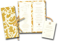 Diva Wedding Invitation