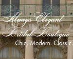 Always Elegant Bridal and Tuxedo Website Update