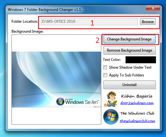 Change Icon In Windows 7 Taskbar Image - cardioxsonar's diary